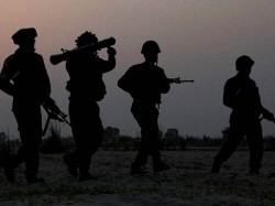 J K Jawan Killed Civilian Injured After Terrorists Fire At Army Camp In Pulwama