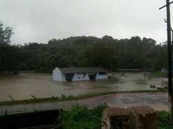 Water Levels At Harangi Kabini Reservoirs Rise As Rain Batters Kodagu In Karnataka