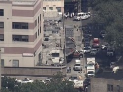 Multiple People Shot At New York Hospital