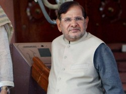 Country Under Duress Reminds Me Of Emergency Says Sharad Yadav