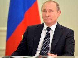 Putin Warns About Global Chaos If West Strikes Syria Again