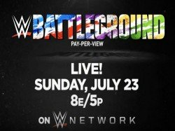 Wwe Spoiler No Title Change Is Expected At The Battleground Ppv