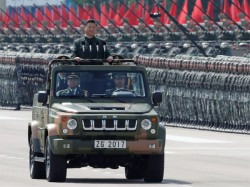 China Is Capable Of Defeating Invading Enemies Says President Xi Jinping