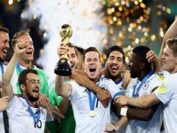Confederations Cup Final Photos From Germany Triumph Over Chile
