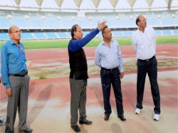 U 17 World Cup Delhi Stadium Pitch Handed Over Fifa