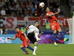 Confederations Cup Final Germany Vs Chile Preview
