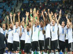Confederations Cup Final Germany Overcome Chile A Close Encounter