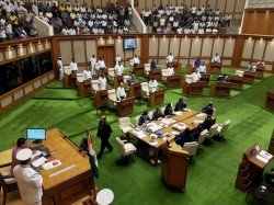 Goa Assembly Adjourned Twice On First Day Monsoon Session Following Ruckus