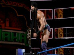 Jinder Mahal Is Happy Help Wwe Expand The Indian Market