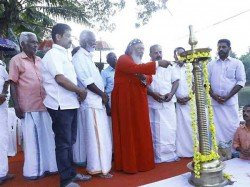What Is Common For Churches Bjp A Former Top Cop And High Court In Kerala