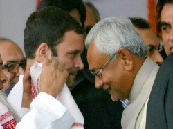 Nitish To Meet Sonia Rahul In Delhi Today Attend Dinner Hosted By Pm For Outgoing President