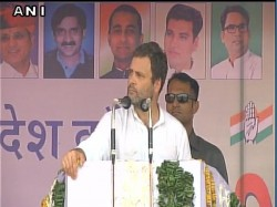 Parliament Open At 12 Gst But Govt Has No Time Farmers Rahul Gandhi