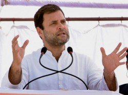Modi And Rss Want India To Surrender Its Voice Says Rahul Gandhi
