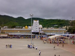 Allow Tirupati Temple To Exchange Rs 8 29 Crore Old Notes Says Plea In Sc