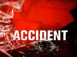 Injured As Bus Collides With Truck Near Mandsaur