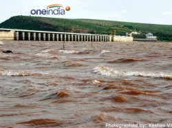 Low Rainfall Drags Water Levels Down In Reservoirs In South Only Almatti Is Full