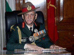 Amidst Doklam Standoff Army Chief To Leave For Ladakh