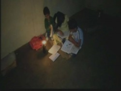 Sham Called Rural Electrification Students Study Under Kero