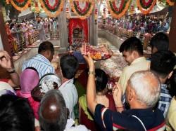 Us Atlanta Get Sacred Kheer Bhawani Temple S Replica