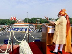 India At 70 When Modi Invoked Krishna Arjun In His Independence Day Speech