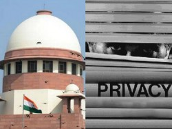 Supreme Court Gifts 1 3 Billion Indians Right Privacy Digni