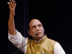 Army Free To Act Against Terrorists Rajnath Singh