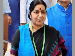 All Indians Safe In Earthquake Hit Mexico Says Sushma Swaraj
