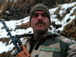 No Contact With Foreigners Before Bsf Jawan Posted Bad Food Video