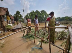 West Bengal Flood 7 More Deaths Toll Climbs 46 Over 27 La