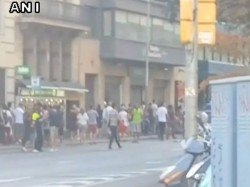 Barcelona Terror Attack They Wont Terrorise Us Say Spain Royals