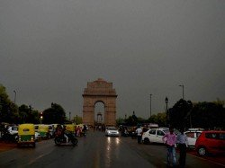 Weather August 22 Forecast Delhi Rains To Remain Patchy