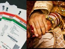 Make Aadhaar Mandatory For Nri Marriages Panel