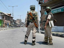 One Policeman Killed Two Injured As Militants Attack Police Post In Anantnag