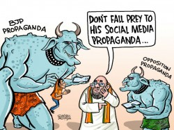 Social Media Beasts Vitiate The Country S Atmosphere
