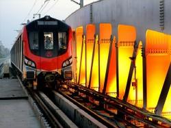 Lucknow Metro Develops Technical Glitch On Day 1 Public Run
