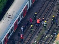 London Tube Train Bombing Scotland Yard Arrests Third Suspect