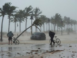 Isis Labels Hurricane Irma As Soldier Of Allah