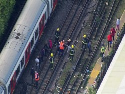 London Tube Bombing One Suspect Arrested