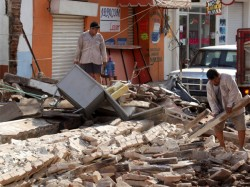 Mexico Earthquake Death Toll Rises To