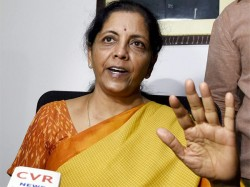 Armed Forces Can Procure Weapons Emergency Nirmala Sitharam