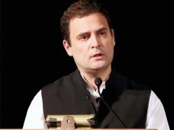 Years Of Harmony In India Under Challenge Says Rahul Gandhi In New York