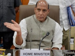 Real Reason Why Rajasthan Cops Did Not Give Rajnath Singh Guard Of Honour