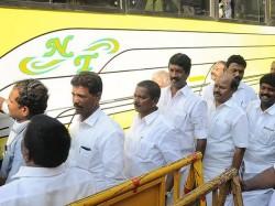 Karnataka Becoming The Hotbed Of Resort Politics State And Party No Bar