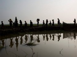Facebook Bans Rohingya Militant Group Amid Growing Crisis