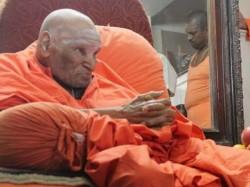 Siddaganga Mutt Seer Backs Separate Religious Tag Lingayats