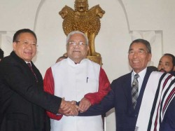 Naga Political Problem Will Be Solved Within One Or Two Months Governor