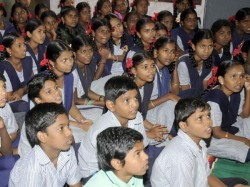 Satna Students To Answer Roll Call With Jai Hind Instead Yes