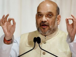 Amit Shah Asks If Cm Will Take Moral Responsibility Bjp Rss