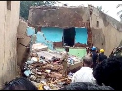 Bengaluru Building Collapse 3 Dead Many Feared Trapped Under Debris