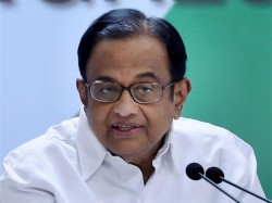 Only Documentaries Praising Government Policies Will Be Allowed In Future Criticizes Chidambaram